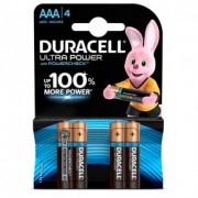 Duracell LR03/4BL (LR03/MX2400) ULTRA POWER (комплект 4 штуки - цена за 1 шт)