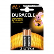 Duracell LR03/2BL MN2400 (комплект 2 штуки - цена за 1 шт)