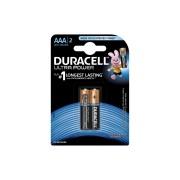 Duracell LR03/2BL (LR03/MX2400) ULTRA POWER (комплект 2 штуки - цена за 1 шт)