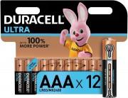 Duracell LR03/12BL (LR03/MX2400) ULTRA POWER (комплект 12 штук - цена за 1 шт)