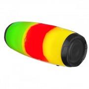 """Perfeo Bluetooth-колонка """"FLARE-UP"""" c подсветкой,10 Вт, черный"""