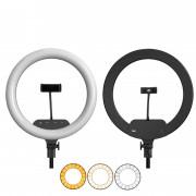 Кольцевая лампа для селфи AL-360, 36 см + пульт (без штатива)