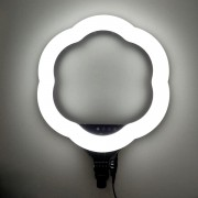 Круговая лампа для селфи LC-368, 36 см + пульт (без штатива)