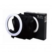 Круговая лампа для селфи RL12, 26.5 см (без штатива)