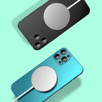 Беспроводное ЗУ магнитное (оригинал) для iPhone 12, белый