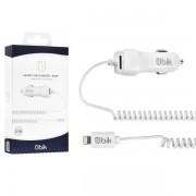 АЗУ Ubik UCS12L 30pin (iPhone3G)  2.1A, USBx1 Белый