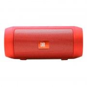Блютуз-колонка JB MINI (001), Micro SD+Micro USB+AUX+FM, красная