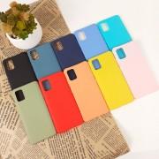 Чехол-накладка для iPhone 7/8/SE2, Slim (полоска), желтый
