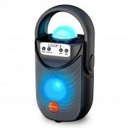 Акустическая система Smartbuy LOOP 2, 5Вт, Bluetooth, MP3, FM-радио, (SBS-5060), черный