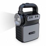 Акустическая система Smartbuy ONE, 5Вт, Bluetooth, Фонарь, MP3, FM-радио, (SBS-5080), черный