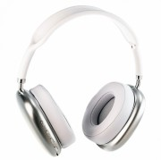 Наушники Bluetooth AMFOX AM-P9, серебряный