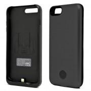 Внешний аккумулятор-чехол на iPhone 7 Plus, 6000mAh 07P-03 черный