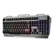 Клавиатура игровая мультимедийная Smartbuy RUSH 354 USB (SBK-354GU-K),  черный