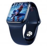 Смарт часы M16 Plus, синий