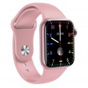 Смарт часы M16 Plus, розовый