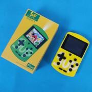 Портативная игровая консоль Sup Game box (500 in 1), желтый