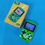 Портативная игровая консоль Sup Game box (500 in 1), зеленый