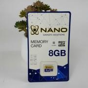 Micro SD  8Gb Nano Tech (Class 10) без адаптера