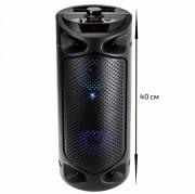 Аудио-колонка JBK 8898 SD micro+USB+micro USB+AUX+Bluetooth, черная