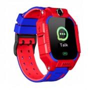 Детские Часы Smart Z6 - сим-карта/GPS/камера, красный