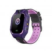 Детские Часы Smart Z6 - сим-карта/GPS/камера, фиолетовый