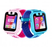 Детские Часы Smart S6 - сим-карта/GPS/камера, розовый
