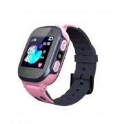 Детские Часы Smart G700S, Bluetooth, SIM, GPS, NFC, камера, аккумулятор 400mAh. розовый