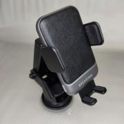 BREAKING Автодержатель для телефона, C11, автоматический с БЗУ, 15W  (26102), черный