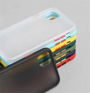 Чехол-накладка для Huawei Honor 20S/P30 Lite, Skin Shell (противоударный), черный