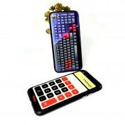 Чехол-накладкa для iPhone X/XS, из оргстекла, в ассортименте