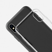 Чехол-накладка силиконовая для Apple iPhone 11 Breaking, прозрачный