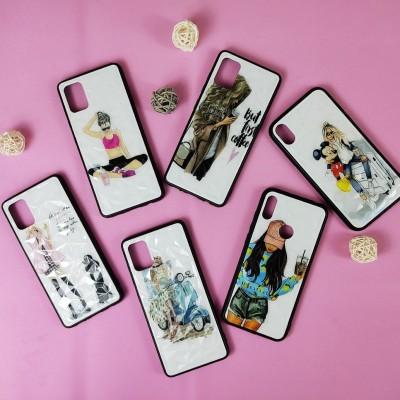"""Чехол-накладка для iPhone 11 Pro (5.8"""") Fashion Case """"Ассорти"""", с рисунком, в ассортименте"""