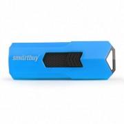 USB  8GB SmartBuy STREAM Blue (SB8GBST-B), синий