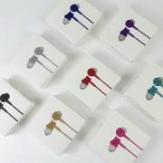 Наушники Mi In-Ear Headphones Basic Matte с микрофоном, фиолетовый