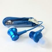Наушники Mi In-Ear Headphones Basic Matte с микрофоном, темно-синий