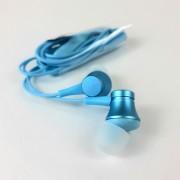 Наушники Mi In-Ear Headphones Basic Matte с микрофоном, голубой