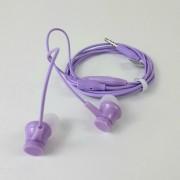 Наушники Mi In-Ear Headphones Basic с микрофоном, фиолетовый