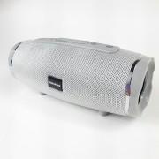 Блютуз-колонка  Borofone BR3, TF Card, FM, USB Disk, HD-микрофон, серый