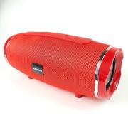 Блютуз-колонка  Borofone BR3, TF Card, FM, USB Disk, HD-микрофон, красный