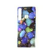 Чехол-накладка iPhone 5/5s голографический Sea stones, в ассортименте