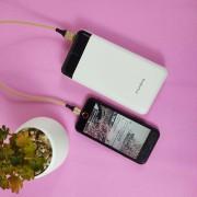 Внешний аккумулятор Maimi Mi5 30000mAh, белый