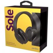Perfeo BT наушники полноразмерные с микрофоном SOLE (PF_A4906), черный