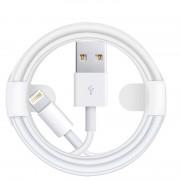 Foxconn кабель для iPhone 5/6, USB 2.1A, длина 1,2 м. без упаковки