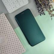 Чехол-книга для Apple iPhone 11 Pro Max, Open Fashion, горизонтальная с магнитом, темно-зеленый