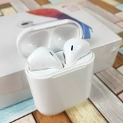 Гарнитура Bluetooth  Apple AirPods i16 Max V5.0, белый