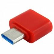 Адаптер WALKER переходник TYPE-C - micro USB №01 пластиковый