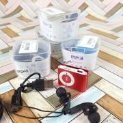 MP3 плеер MP02 + FM-радио, золотой