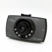Автомобильный видеорегистратор C218 (960p, 30 fps, угол обзора 90, AVI) черный DREAM