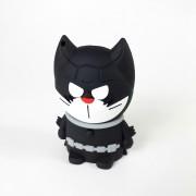 """Внешний аккумулятор  Cartoon Series """"Кот-Бэтмен"""" 8800mAh, черный"""