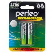 Perfeo AA2700mAh/2BL  Аккумулятор